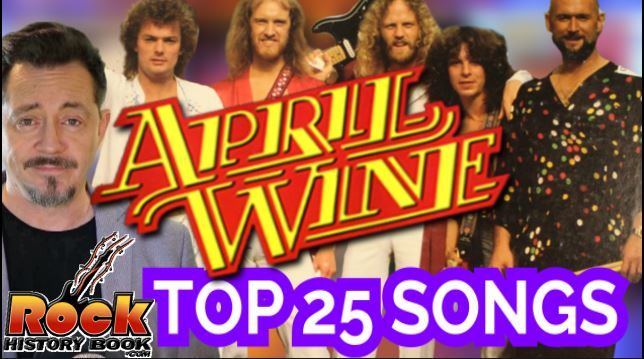 Top 25 april wine songs of all time poll results from fans for Greatest house tracks of all time