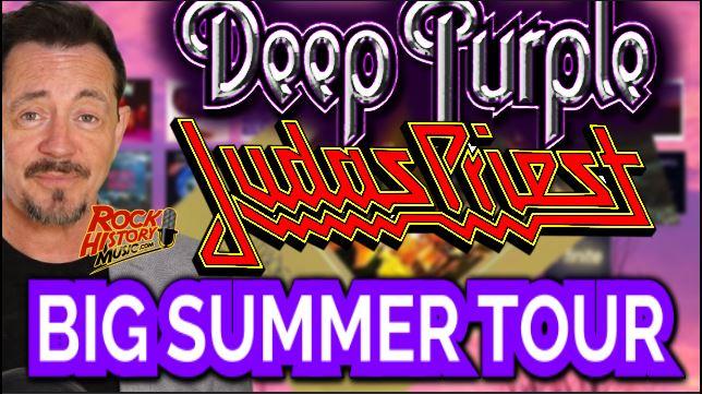 Deep Purple Tour Atlanta
