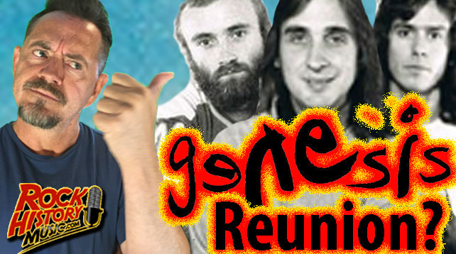 Why Does a Genesis Reunion Remind Me Of My Ex Girlfriend? -