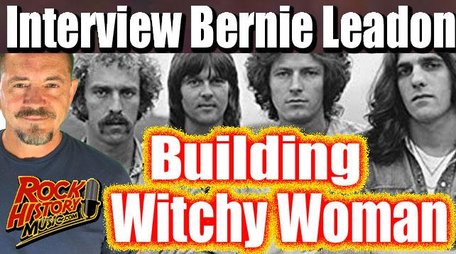 """Bernie Leadon Talks """"Witchy Woman"""" & Working With Dillard"""